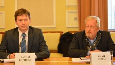 КВПУ вдячні міжнародній профспілковій місії за співпрацю