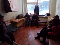 Four trolleybus depot workers are still on a hunger strike in Kyiv