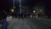 Miners of the SE 'Selidivvugillya' have been protesting all night (Updated)
